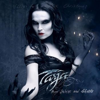 """Tarja sorgt für außergewöhnliche Weihnachten – Album """"from Spirits and Ghosts (Score for a dark Christmas)"""" und erste Graphic Novel ab 17.11 - Rezension"""