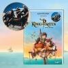 Der König der Piraten - Das Buch erscheint am 21.03.2017 im Handel - Rezension