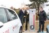 Ladesäule für Elektroautos in Forth
